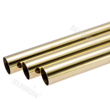 SUMWIN SUS 304 stainless steel pipe for decoration