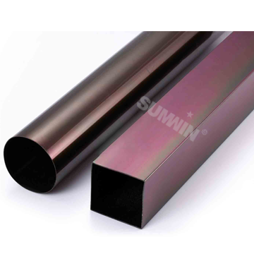 SUMWIN 304 stainless steel pipe price per kg