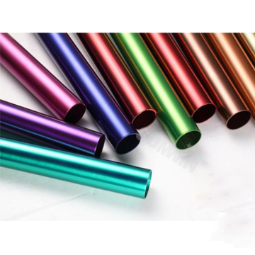stainless steel color pipe 304 of furniture use
