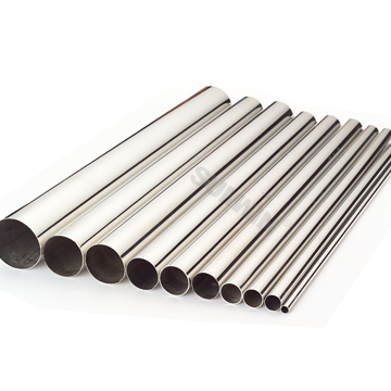 Stainless steel welded water pipe
