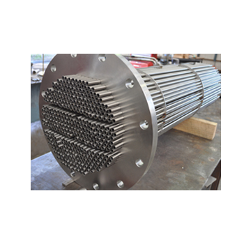 Stainless steel heat exchanger pipe