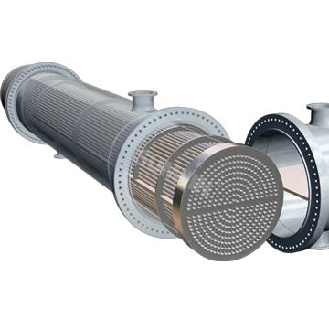 Stainless steel welded pipe for boiler